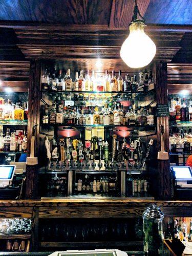 wiseguy lounge bourbon stop
