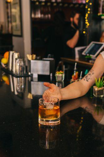 oldkybourbon bar cocktail