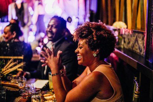 Black Bourbon Society's Blind date