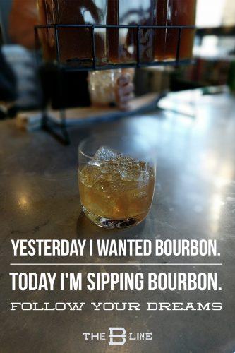 bourbon joke 4 the b line kentucky