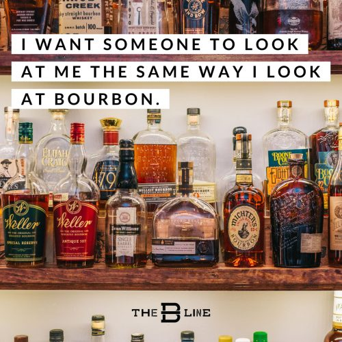 bourbon joke 2 the b line kentucky