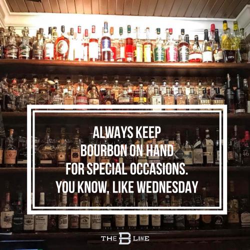 bourbon joke 3 the b line kentucky